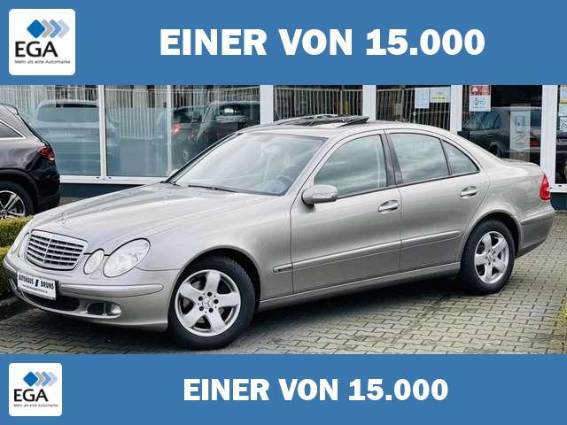 Mercedes-Benz E 320 CDI, Automatik, SHD, AHK schw, Bi Xenon, Navi, DP