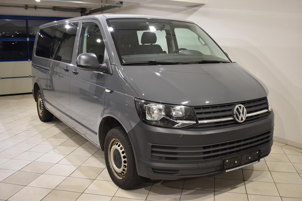 Volkswagen T6 Kombi 2.0TDI DSG LANG KLIMA 8-Sitzer EURO6
