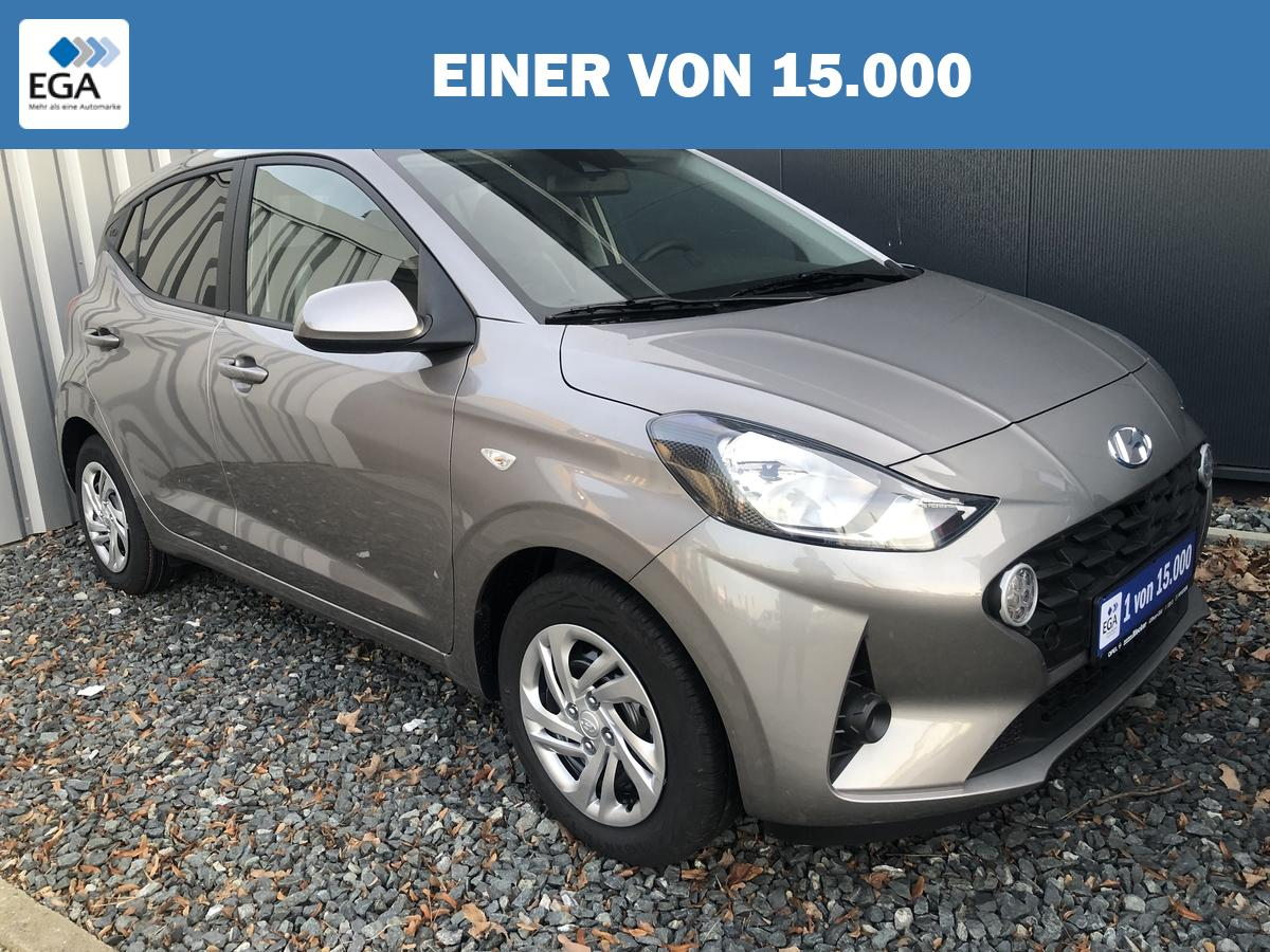Hyundai i10 1.2 MPI*Klima*Tempomat*Sitzhzg*Car Play*