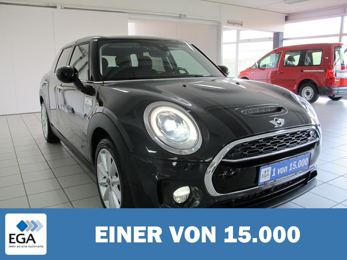 MINI Cooper SD Clubman Visual Boost*LED Scheinwerfer*EURO 6*