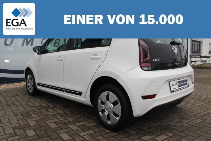 VW Up! 1.0 SHZ/Radio/BC/Klima