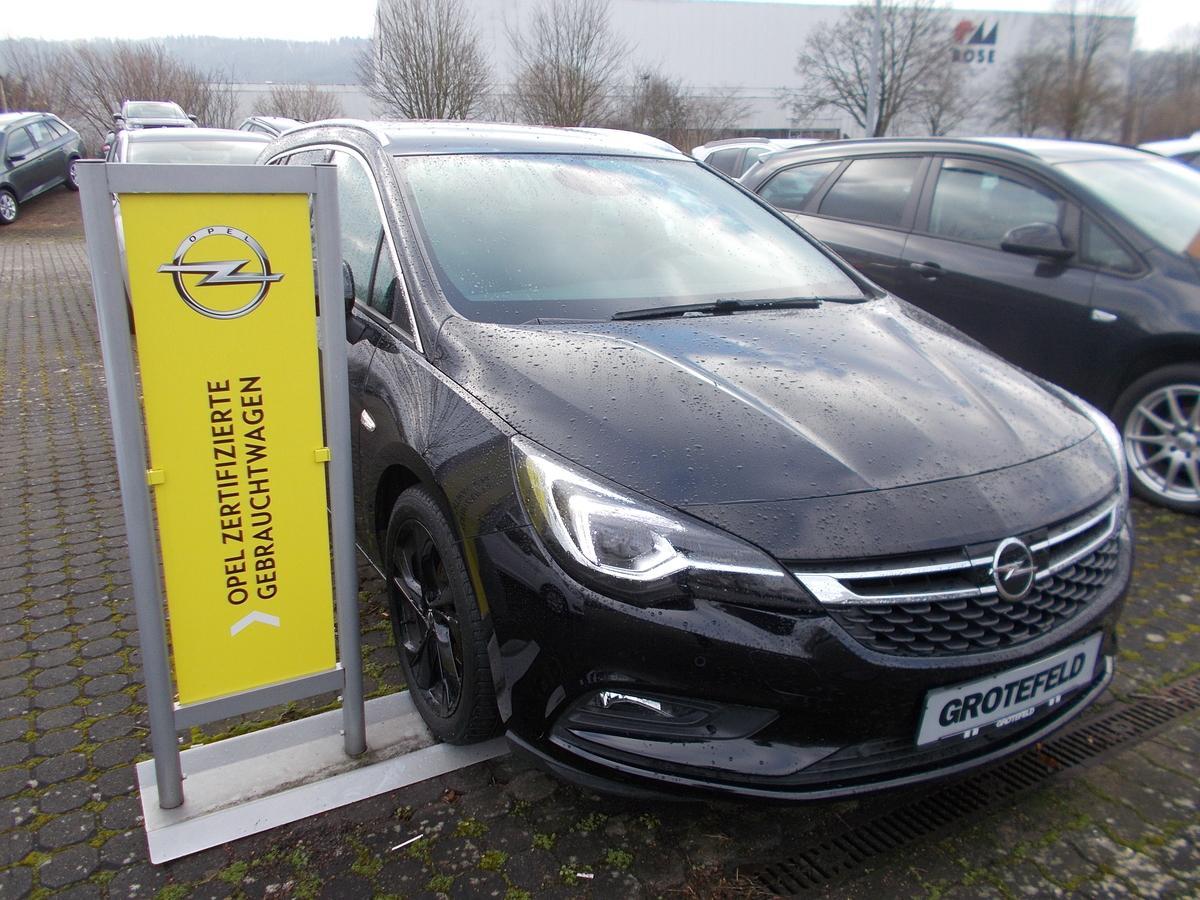Opel Astra K Innovation 1.4 Turbo
