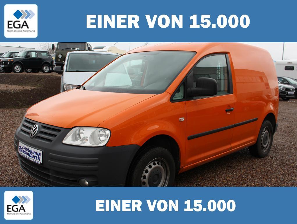 Volkswagen Caddy * Radio * ZV mit FB * Laderaumtrennwand Gitter * Navi*