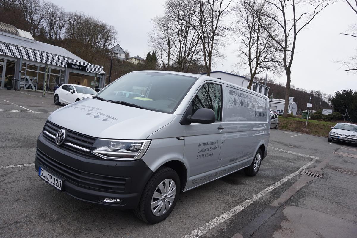 Volkswagen T6 Transporter Eco Profi Lang, Navi, Klima, Automatik