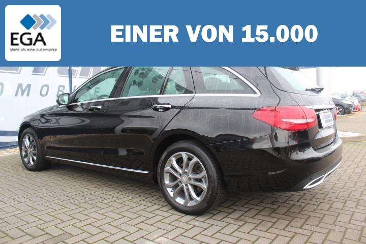 Mercedes-Benz C 250d T 4Matic Avantgarde LED/Navi/Distronic-Pl