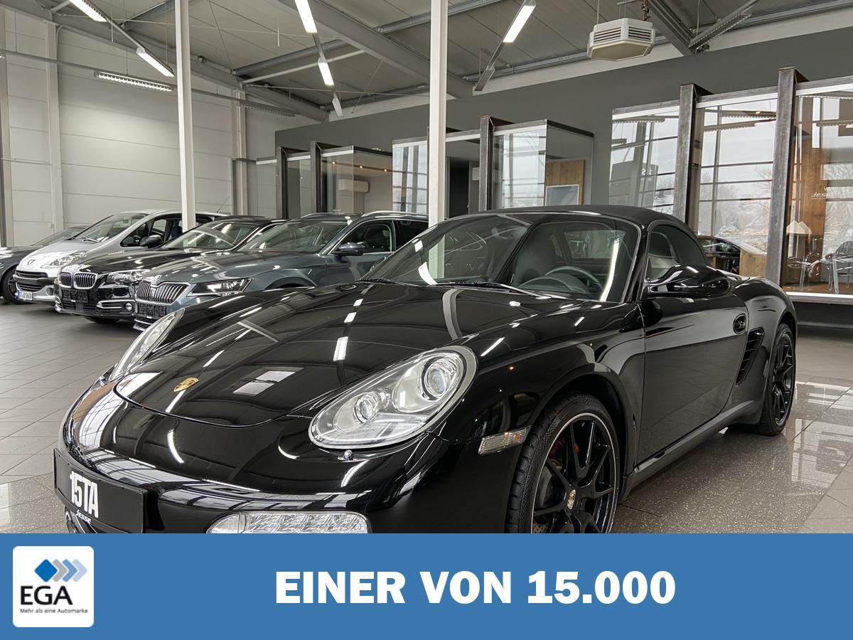 Porsche Boxster S Black Edition Chrono Bi-Xenon TV