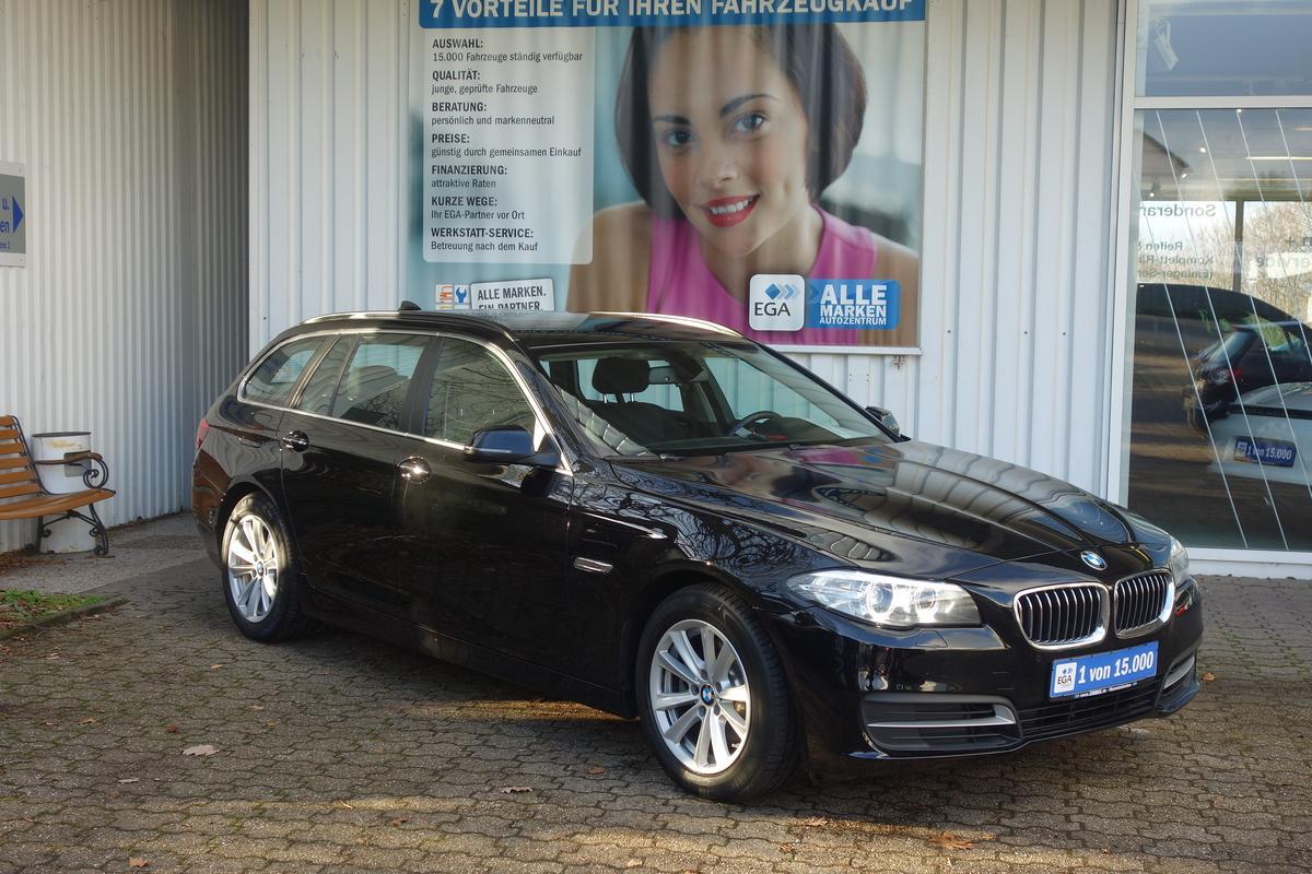 BMW 520d TOUR*1H*AUT*XENON*LUFTF*HIFI*NAVI PRO*SHZ*PDC V*H