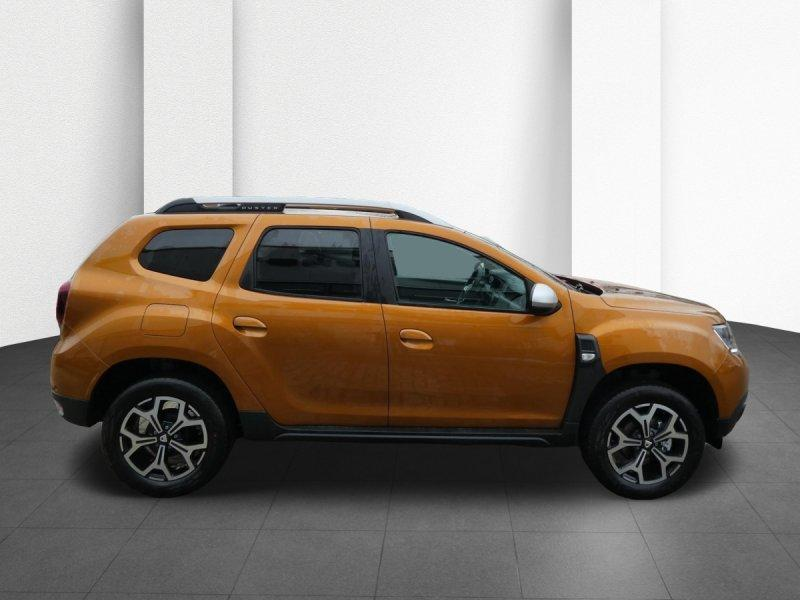 Dacia Duster BLUE dCi 115 Orange SHZ Klimaauto Navi