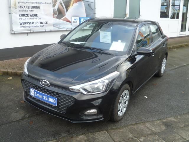 Hyundai i20 Select 5-t *Klima*BC*ZV*USB*AUX*Isofx
