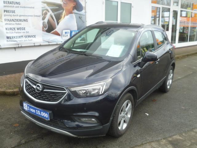 Opel Mokka X Selective *NAVI*LM-Felgen*PDC*Android*Tempomat
