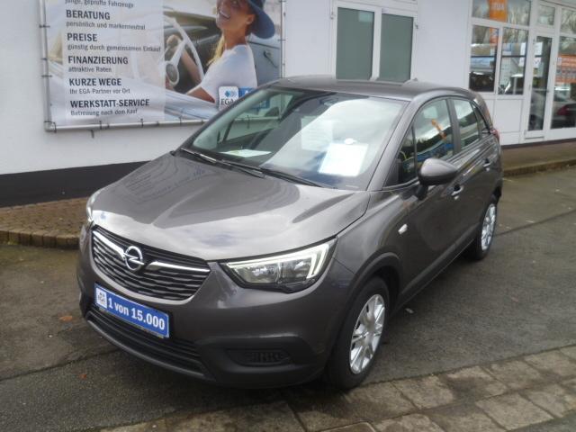 Opel Crossland X Enjoy *Frontkamera*Apple Android*Sitzheizung*