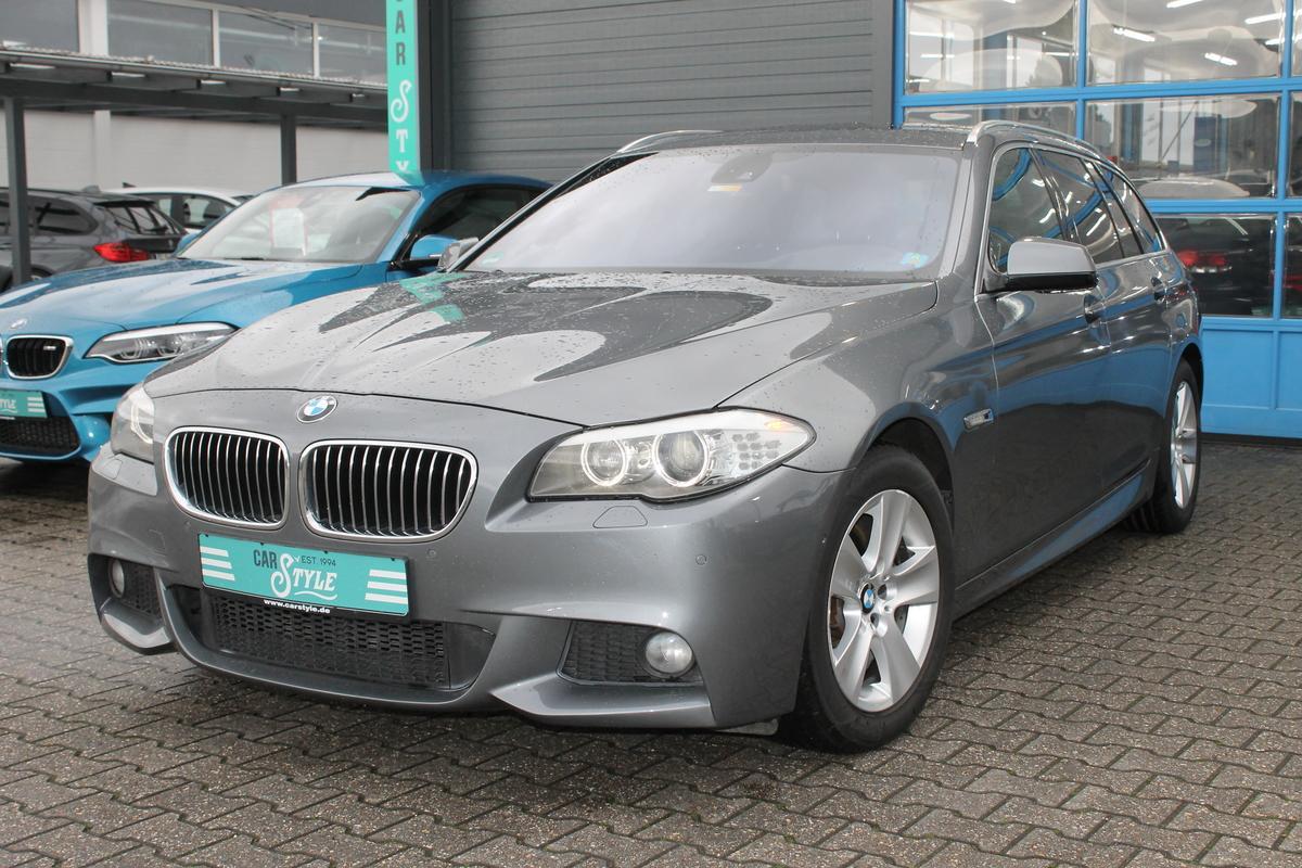 BMW 520d Touring M Sport Paket Navi LM SHZ Pano