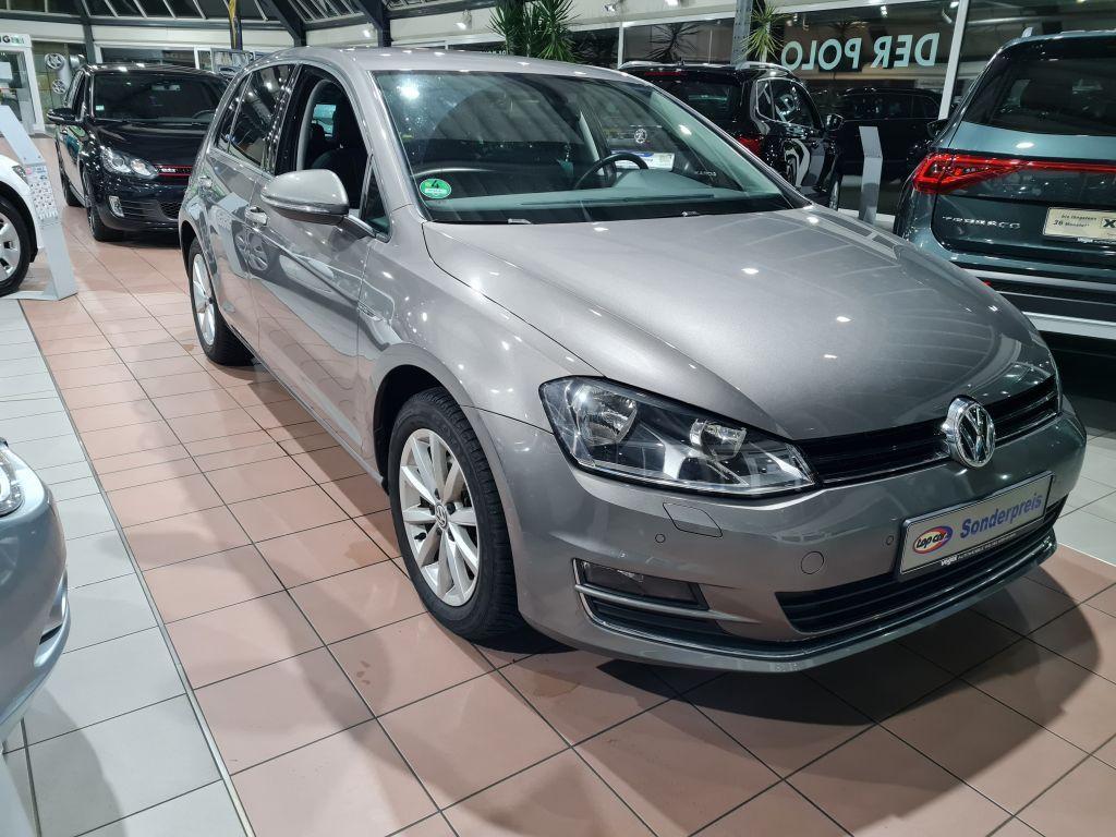 VW Golf 1.4 TSI BlueMotion Technology Lounge