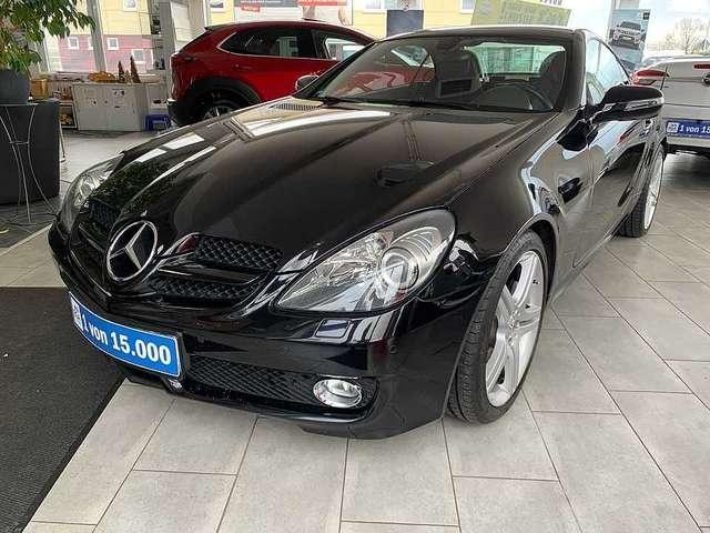 Mercedes-Benz SLK 200 Sportpaket AMG+Leder+Harman-Kardon 200 Kompressor