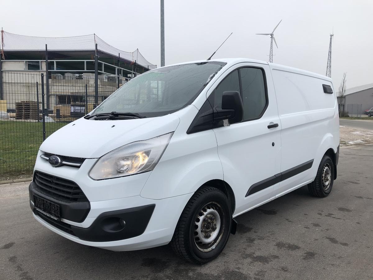 Ford Transit Sortimo Fahrzeugeinrichtung,AHK, Klima