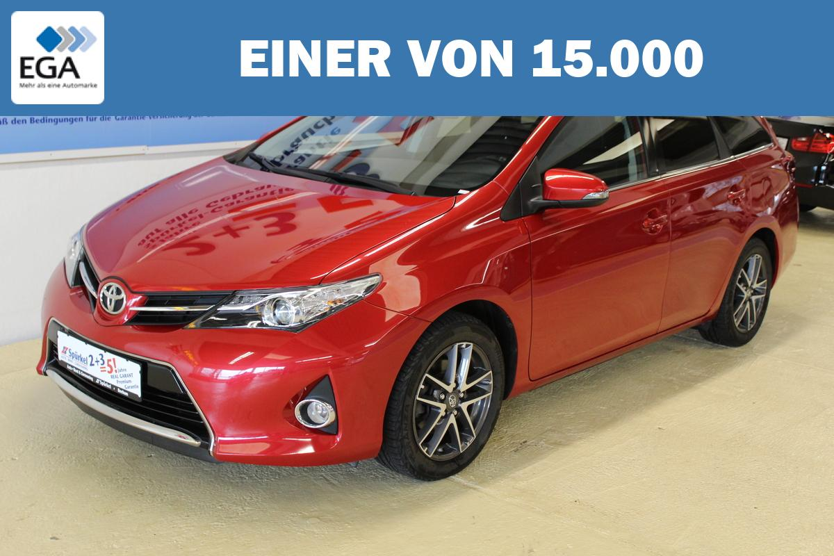 Toyota Auris Touring Sports 1.6 Edition Klimaautomatik, Bluetooth