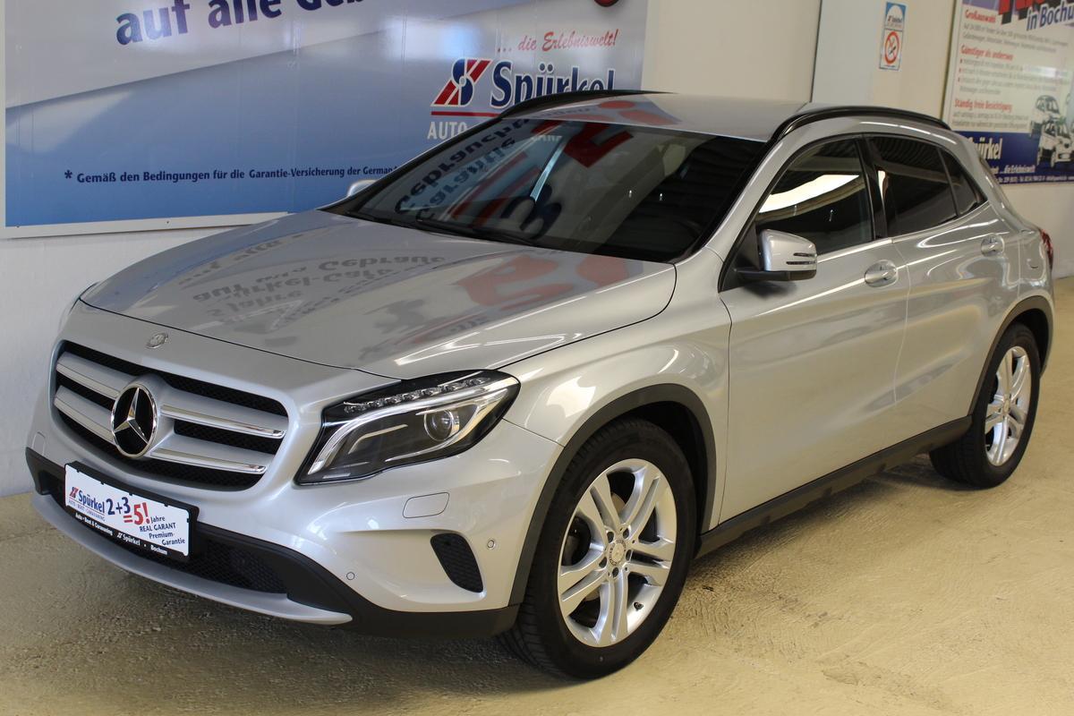 Mercedes-Benz GLA 200 Style, Navigation, Sitzheizung, Klima, Tempomat