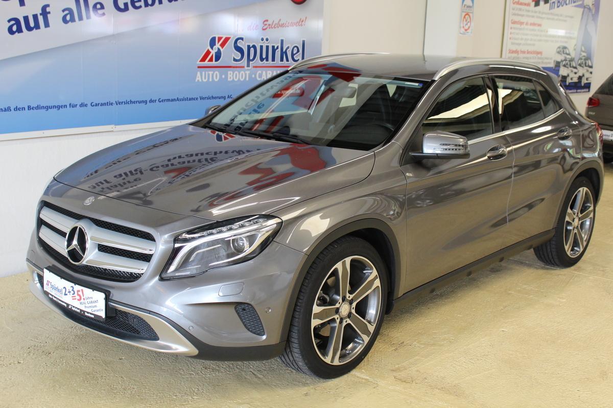 Mercedes-Benz GLA 200 Urban, Navigationssystem, Klima