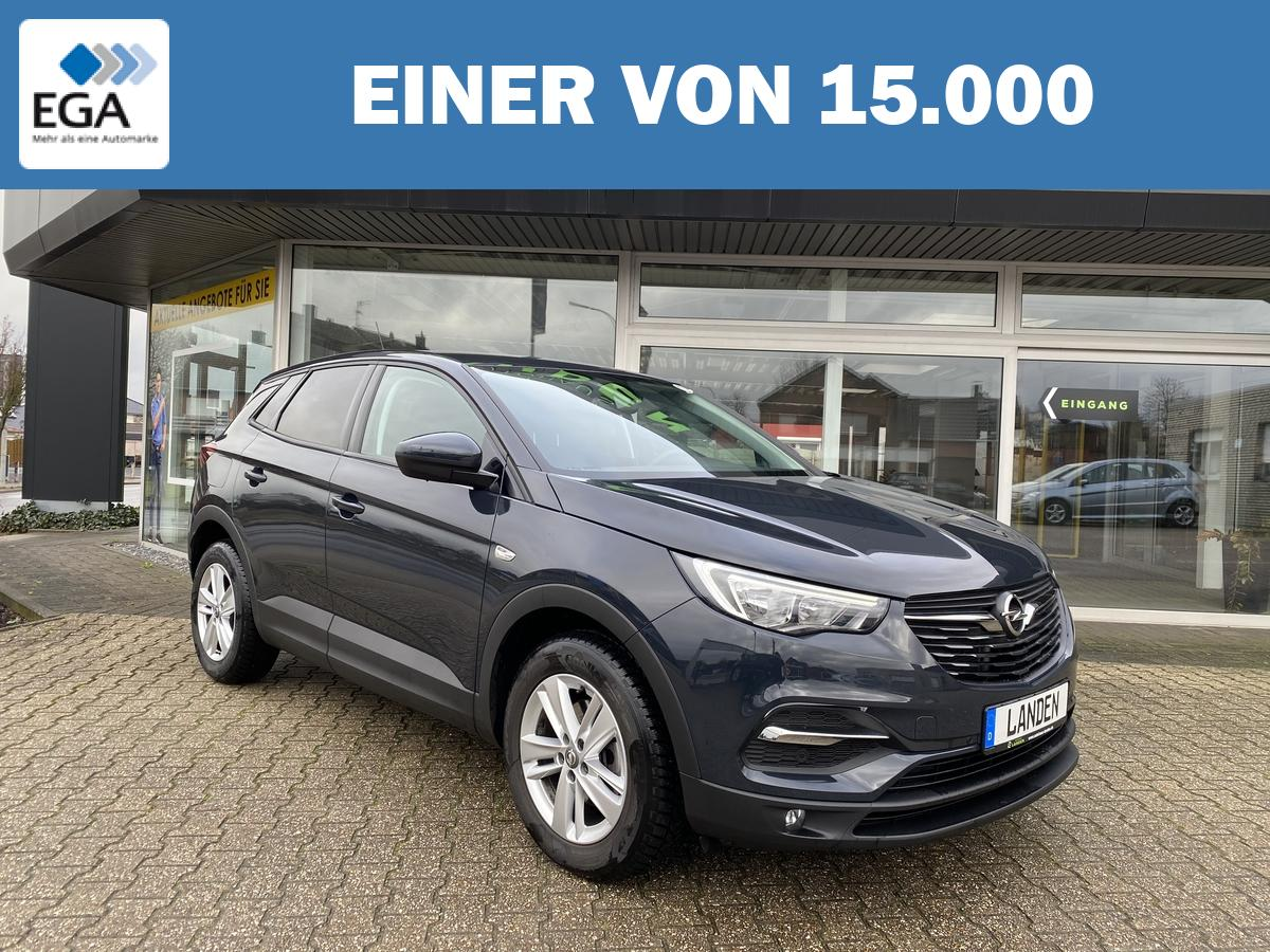 Opel Grandland X Edition(R.Kamera,Sitzh.,Allwetterr.)