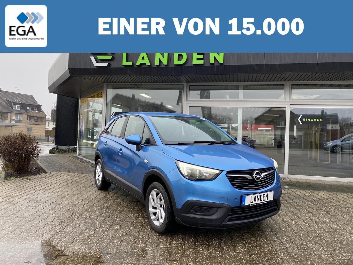 Opel Crossland X Edition(R.Kamera,Sitzh.Garantie)
