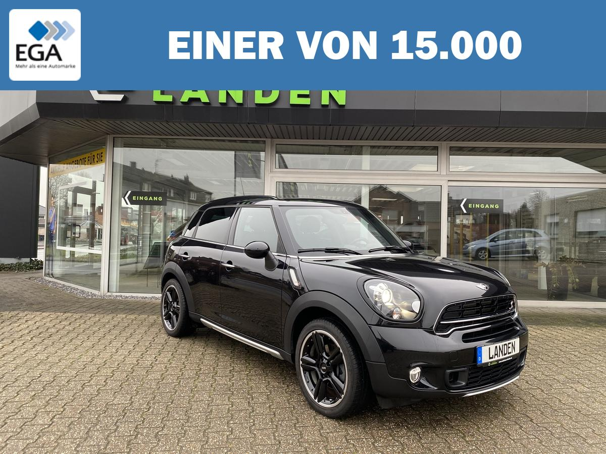 MINI Cooper Countryman SD ALL4(AHK,Xenon,Navi)