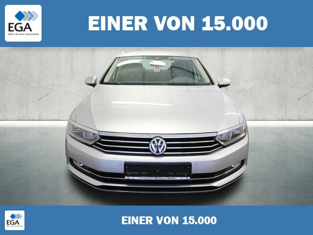 VW Passat Variant 2.0 TDI BMT 6-DSG Highline LED