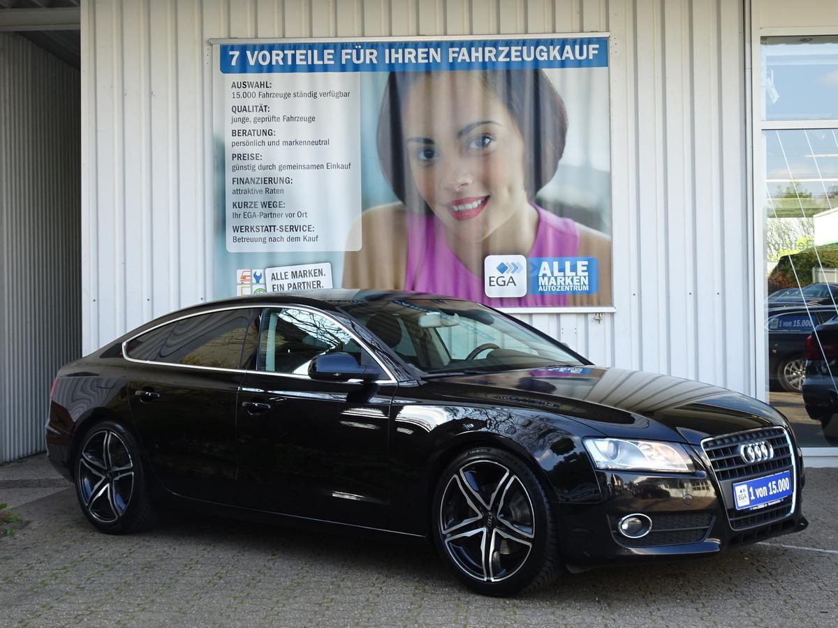 Audi A5 1,8 TFSI  SPORTBACK KLIMAAUTOM. ALU PDC AHK