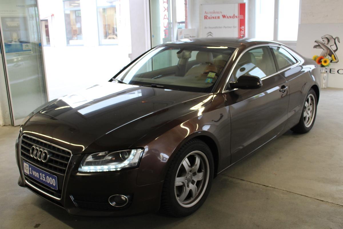 Audi A5 Audi A5 1,8 TFSI Multitronik MOTOR NEU !!