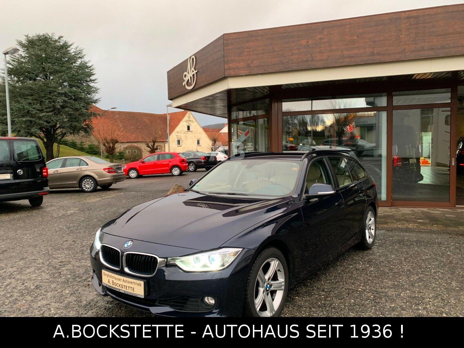 BMW 328i Touring Automatik/Leder/Head Up/1.Hand