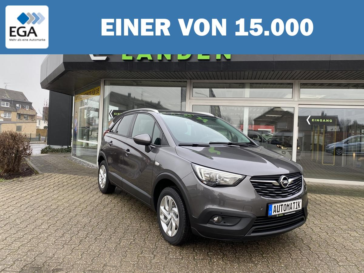 Opel Crossland X 1.2 Edition Automatik(R.kamerra,Sitzh.PDC)