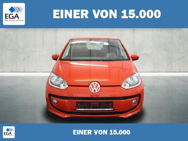 VW up! 1.0 BMT high up 5-türig NAVI*SITZHEIZUNG