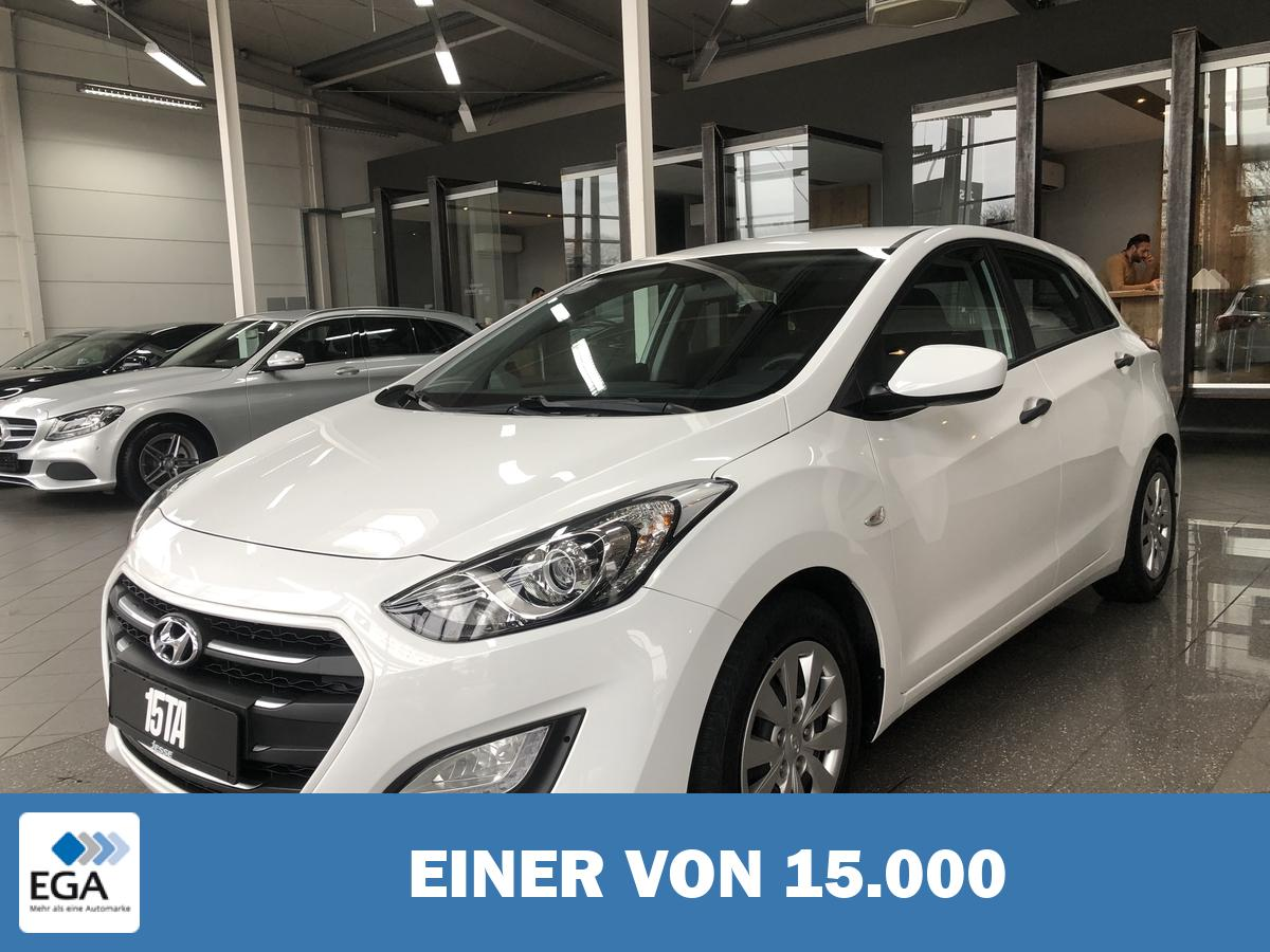 Hyundai i30 1.4 Basis Blue Euro6