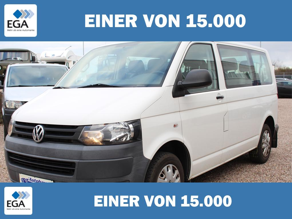 Volkswagen T5 Kombi * 9 Sitze * Klimaanlage * PDC hinten * Navi *
