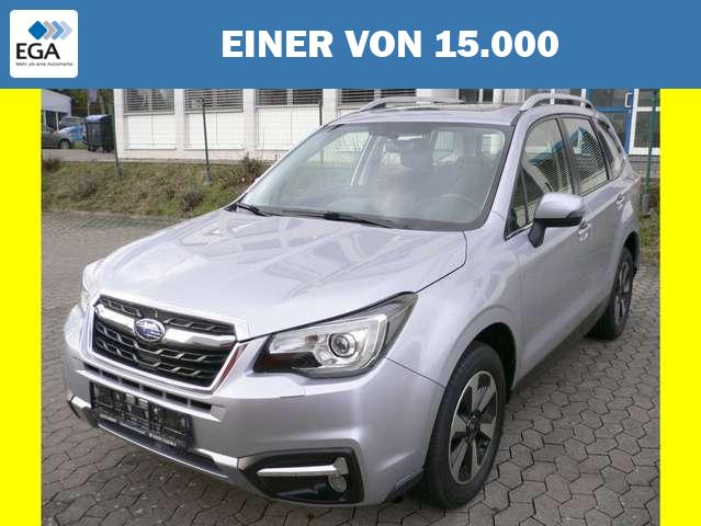 Subaru Forester 2.0X Exclusive Lineartronic