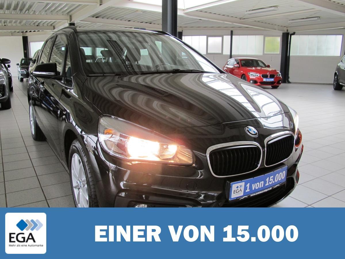 BMW 218 Active Tourer Advantage * Navi * PDC * Sitzheizung *