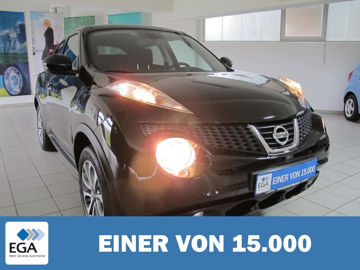 Nissan Juke 1.6 ,DIG-T TEKNA,Sitzhz.,Navi.,AHK,Kamera,Bluet.