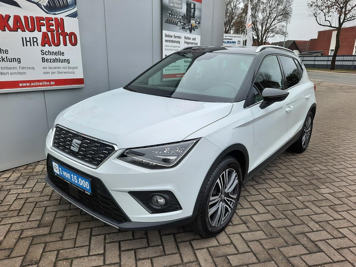 Seat Arona 1.0 TSI Xcellence *BTH*SHZ*CARPLAY*LED*