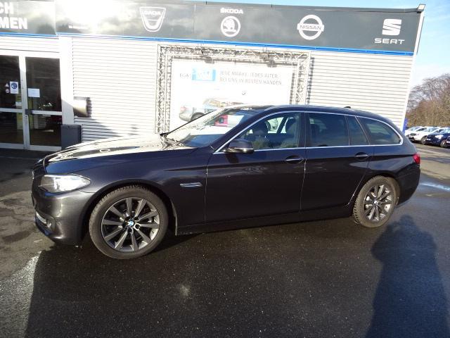 BMW 520D TOURING KLIMA*PANORAMAD*SHZG*NAVI*PDC*ALU*XENON