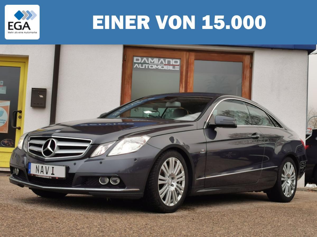 Mercedes-Benz E 250 CDI DPF Coupe BlueEFFICIENCY Elegance