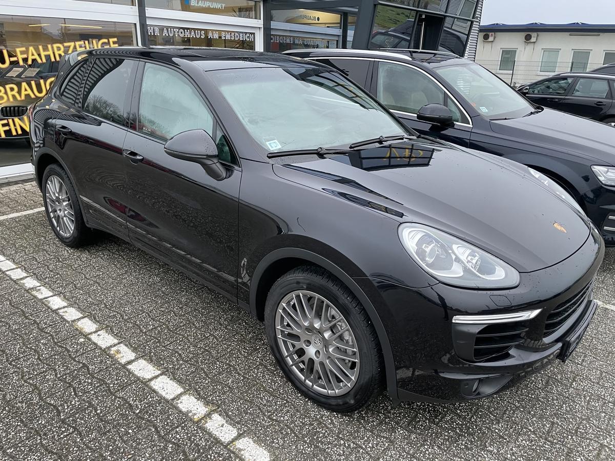 Porsche Cayenne Diesel,Pano,Kamera,Bose,softclose,Keyless,14WegeSit