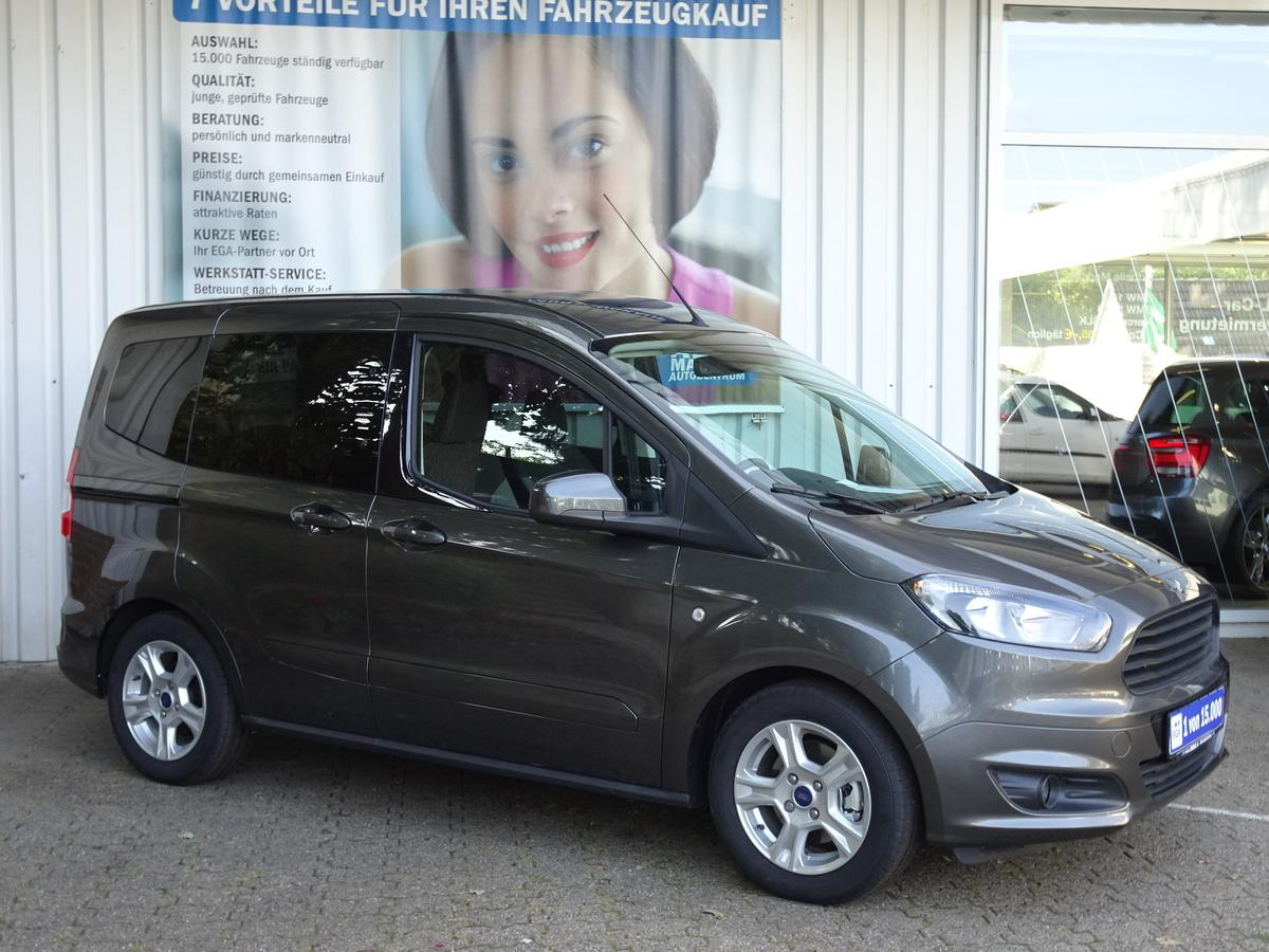 Ford Tourneo Courier ECOBOOST KLIMA  BLUETOOTH TEMPO ALU PRIVACY