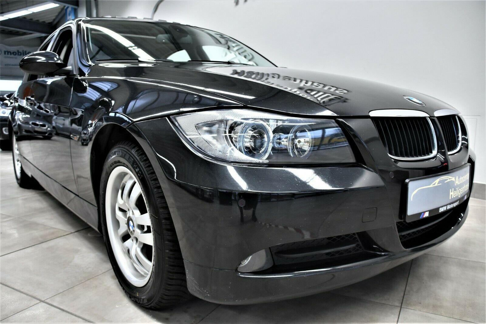 BMW 320i Lim. Navi Klimaautomatik Sitzheizung PDC
