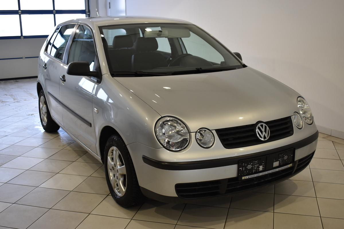 Volkswagen Polo 1.4 Autom. Klima PDC HU/AU 12/22