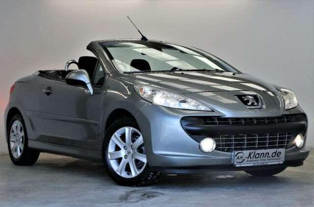 Peugeot 207 CC 1.6 120PS Cabrio-Coupe Sport Automatik