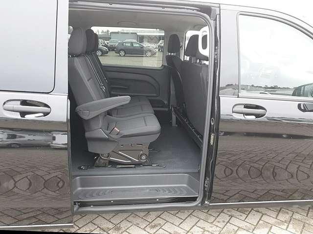 Mercedes-Benz Vito Tourer Pro Lang 9-Sitzer 114 2.0 CDi 136PS Automat