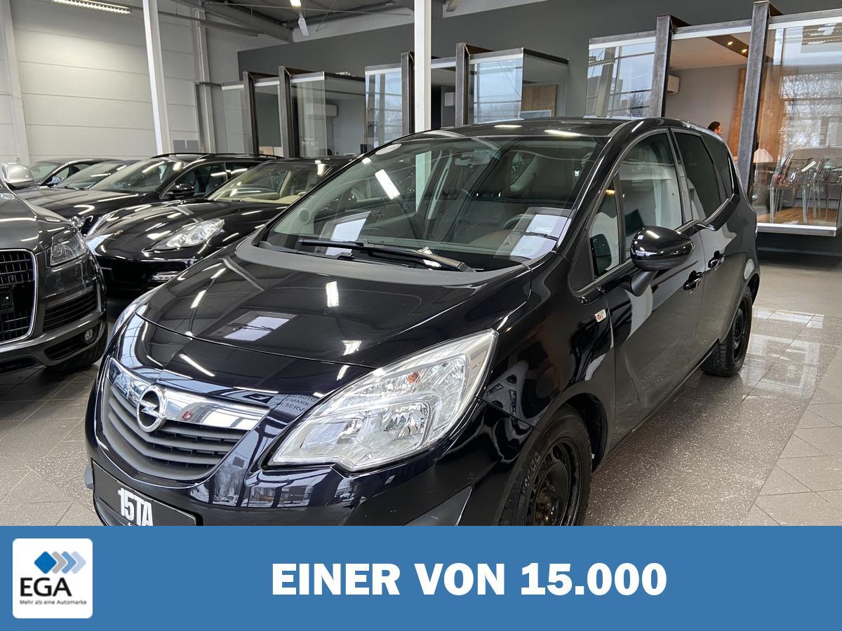Opel Meriva B 1.4 Edition Klima Temp.
