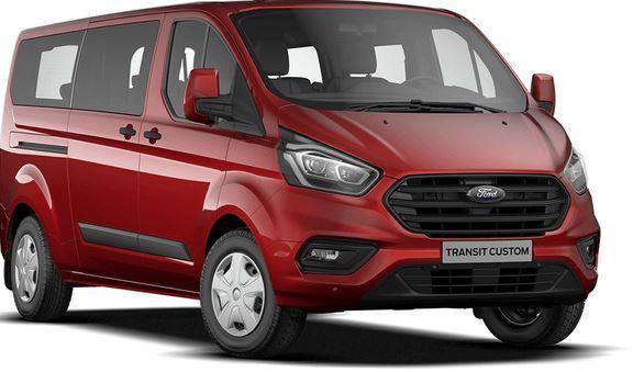 Ford Custom Kombi 320 L2H1 9 Sitzer 2.0 TDCi HEV2 Trend