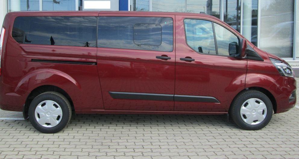 Ford Custom Kombi  L1H1 2.0 TDCi HEV2 Trend