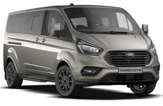 Ford Tourneo Custom 320 L2H1 2.0 TDCi mHEV KAT Titanium X