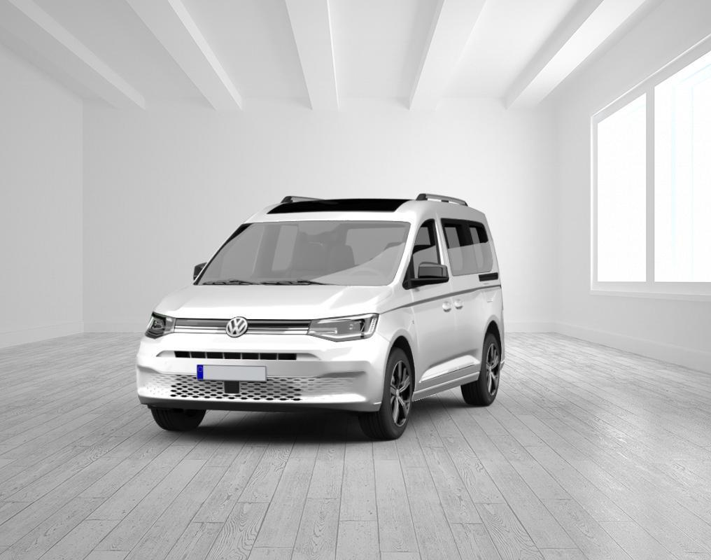 VW Caddy Van 5 2.0 TDI 75 kW Schalter